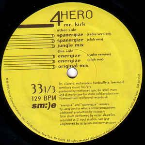 4Hero - Mr. Kirk